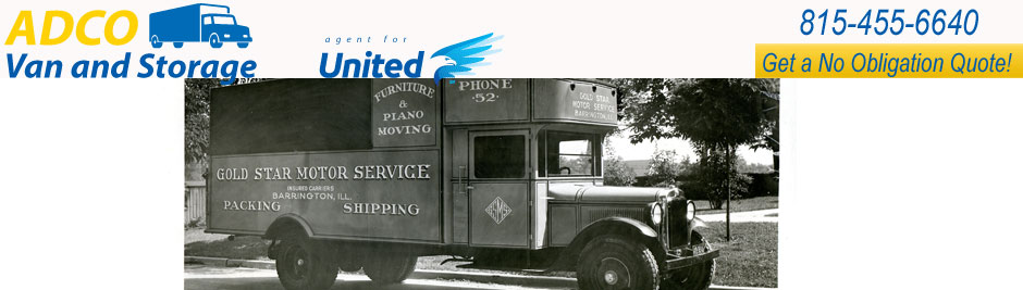 ADCO moving & storage - founded in 1918